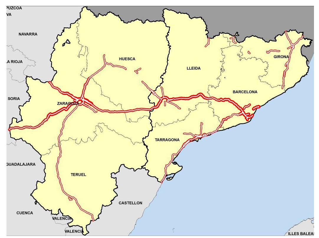 Rutas Romanicas Por El Altoaragon A Garcia Omedes